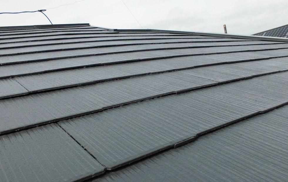 スレート屋根改修工事